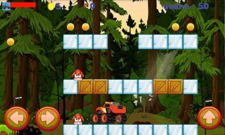 Скриншот Blaze Race