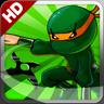 Ninja Rush HD – стремительный ниндзя - icon