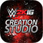 WWE 2K16 Creation Studio - icon