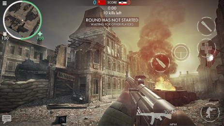 Скриншот World War Heroes: Вторая Мировая COD