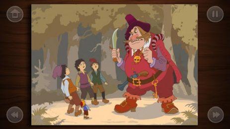 Скриншот Cказки для малышей