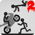 Stickman Dismount 2 Annihilation - icon