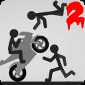 Stickman Dismount 2 Annihilation android mobile