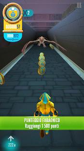 Скриншот Египтус: бег по лабиринту