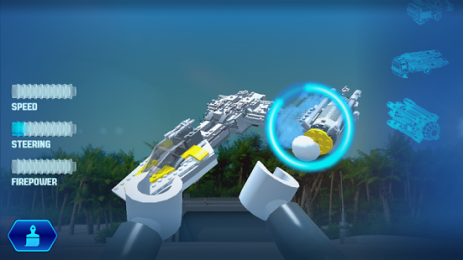 Скриншот LEGO® Star Wars™ Force Builder
