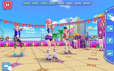 Скриншот Девчонки на роликах – Танцы на колесах