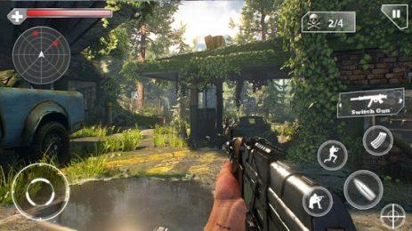 Скриншот Counter Terrorist Sniper Shoot