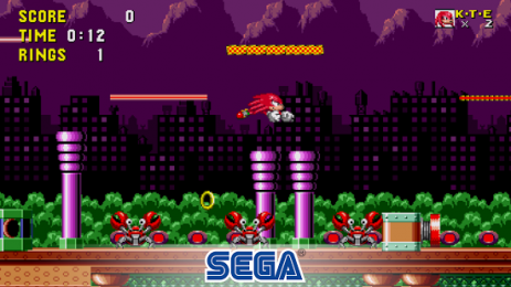 Скриншот Sonic the Hedgehog™