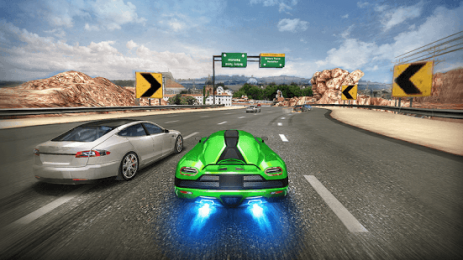 Скриншот Crazy for Speed