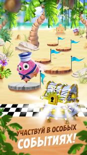 Скриншот Angry Birds Match