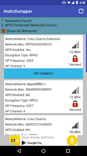 AndroDumpper ( WPS Connect ) | Android