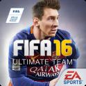 «FIFA 16 футбол» на Андроид