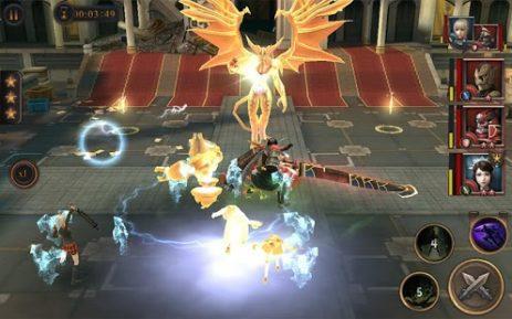 Скриншот FINAL FANTASY AWAKENING: 3D ARPG Lisensi Resmi SE