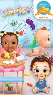 Скриншот Милая малышка: детский сад 5