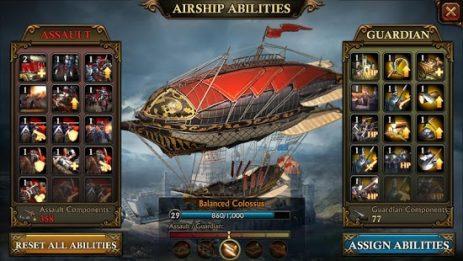Скриншот Guns of Glory