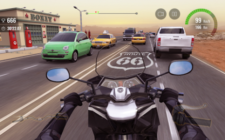 Moto Traffic Race 2 | Android