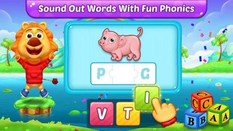 Скриншот ABC Spelling – Spell & Phonics