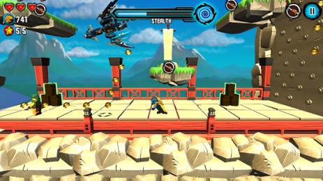 Скриншот LEGO® Ninjago™: Skybound