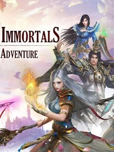 Скриншот Swords of Immortals