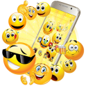 Скачать Emoji Smile Cute Theme