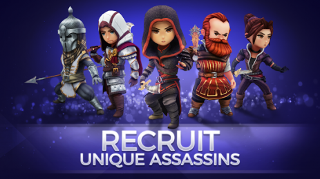 Assassin's Creed Rebellion (Unreleased) | Android