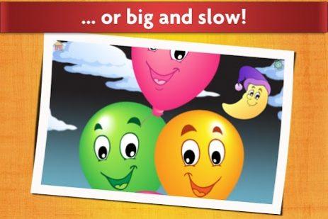 Скриншот Детские игры – Лопай шарики 🎈 Учи цифры и буквы