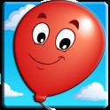 Детские игры Balloon Pop - icon