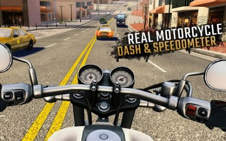 Скриншот Moto Rider GO: Highway Traffic