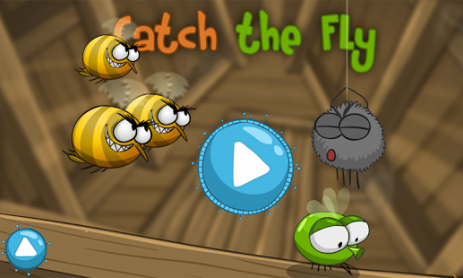 Скриншот Catch the Fly