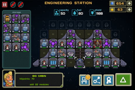 Скриншот Осада Галактики 2