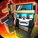 «CUBE Z (Pixel Zombies)» на Андроид