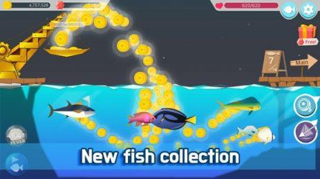 Скриншот Fishing Adventure