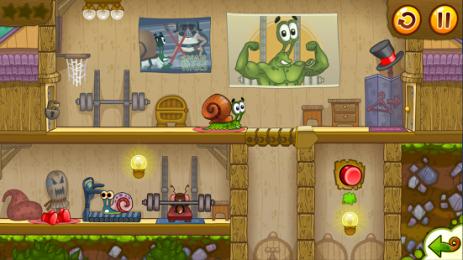 Скриншот Улитка Боб 2