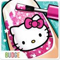 Маникюрный салон Hello Kitty - icon