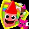 Веселые детские раскраски android