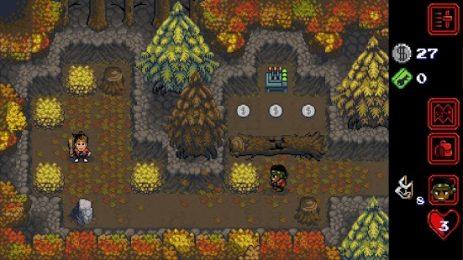 Скриншот Stranger Things: The Game