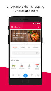 fed5732c8cf Snapdeal  Online Shopping App 6.3.9 download on Android free ...