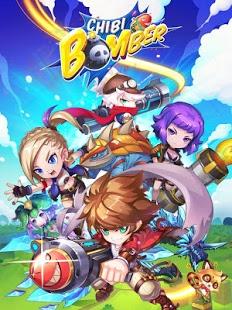 Скриншот Chibi Bomber