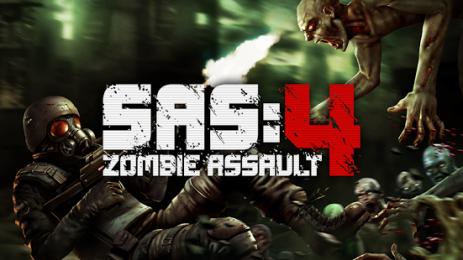 Скриншот SAS: Zombie Assault 4
