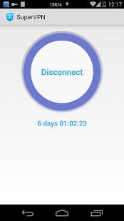 Скриншот SuperVPN Free VPN Client 2