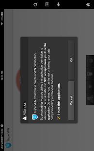 Скриншот SuperVPN Free VPN Client 5