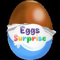 Сюрприз яйца - Дети игры - icon