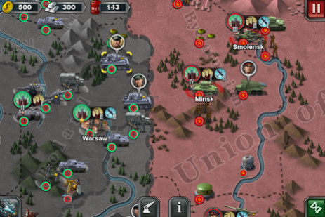 Скриншот World Conqueror 3