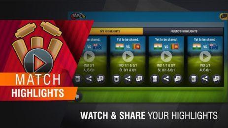 Скриншот World Cricket Championship 2