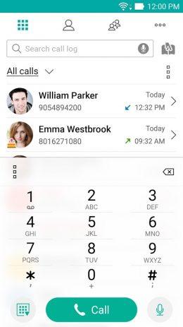 Скриншот Дозвонщик и контакты