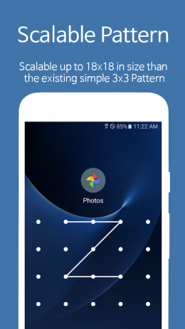 Скриншот Smart AppLock