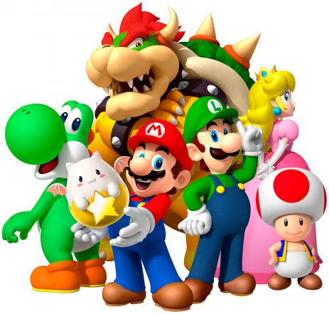 Супер Марио и его брат на большом экране