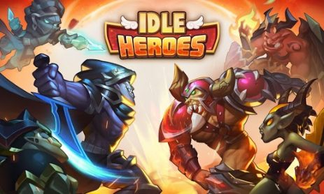 Скриншот Idle Heroes