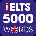 5000 IELTS основные слова