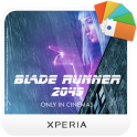 Тема Xperia™ Blade Runner 2049 on android
